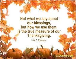 thanksgiving 2