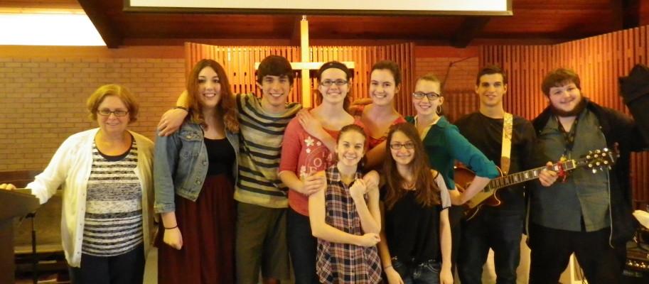Praise Team June 2014
