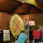 Learning about the United Church Crest