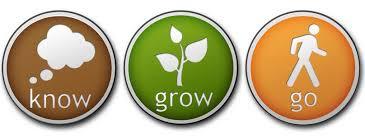 know grow go