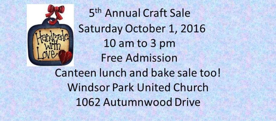 5th-annual-craft-sale