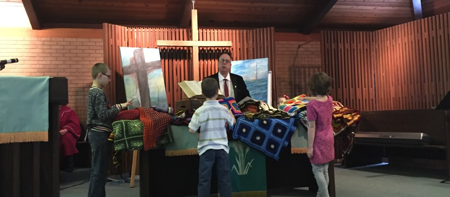 Blessing of the Blankets 2017
