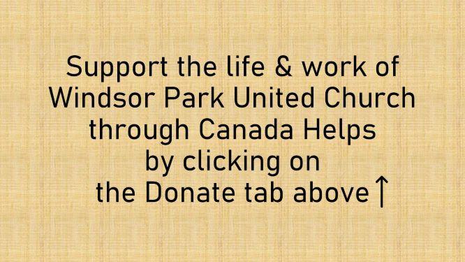 Donate slide